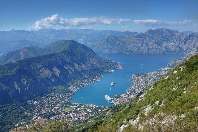Montenegro, Bay of Kotor