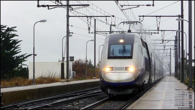 tgv train trance