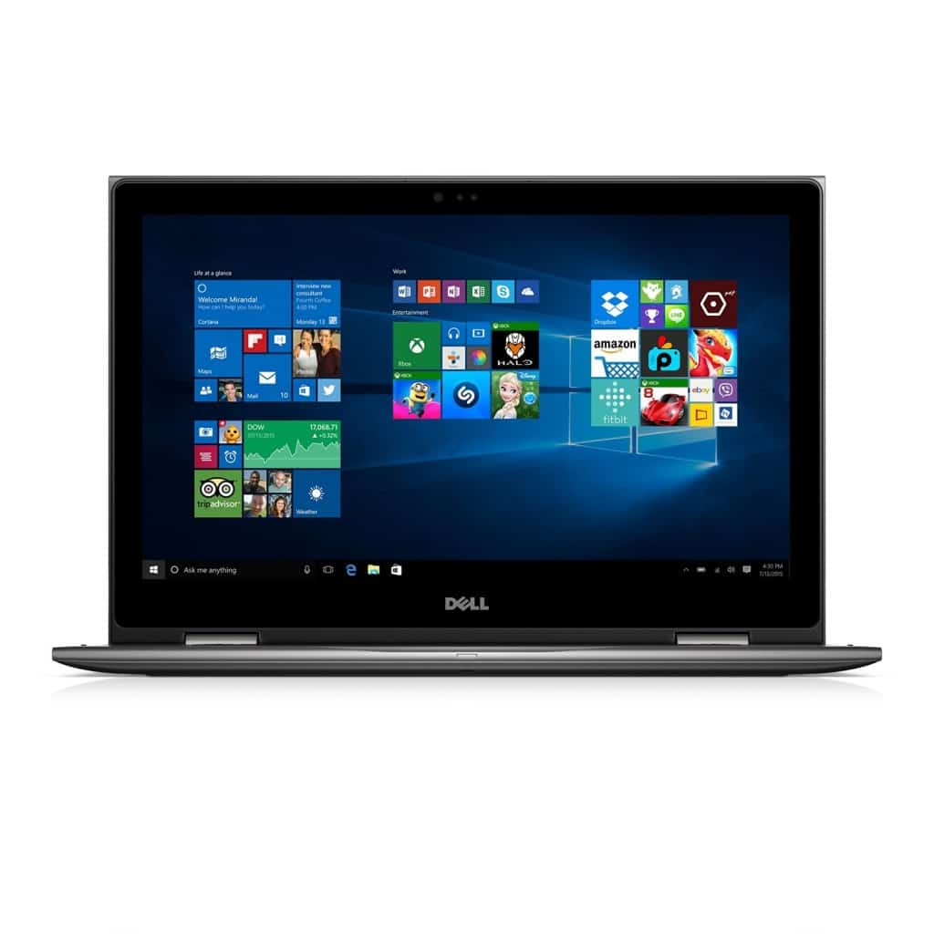 Dell Inspiron I5578 2451GRY 156 FHD Laptop 7th Generation Intel Core I5 8GB RAM 1TB HDD