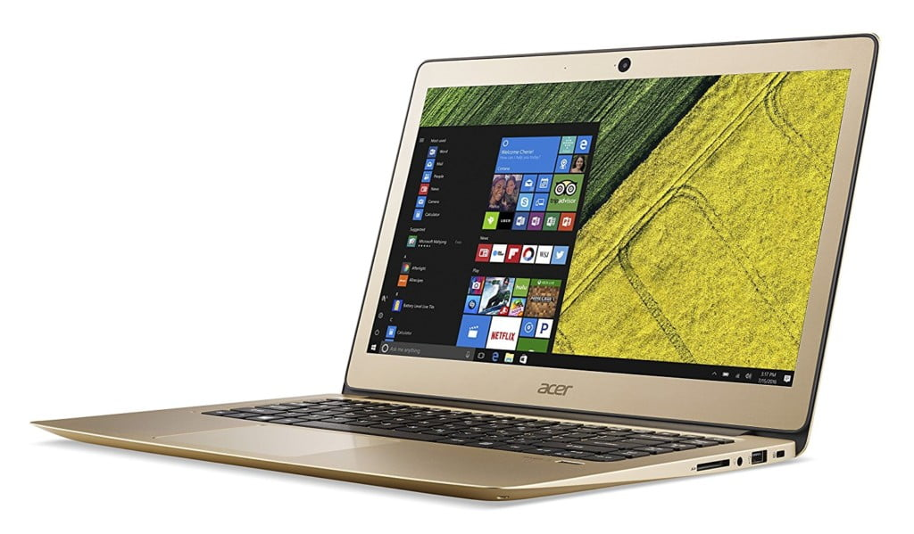 best aluminum laptops 2017