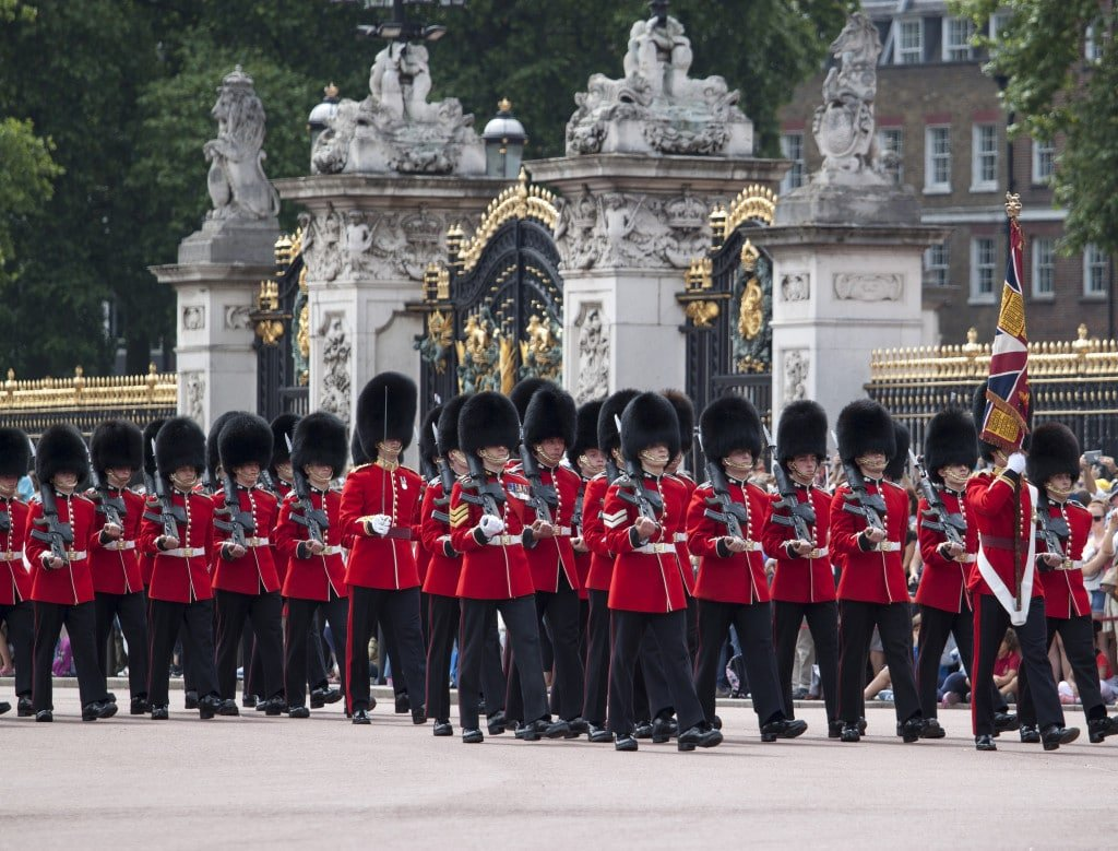 english-guards-london