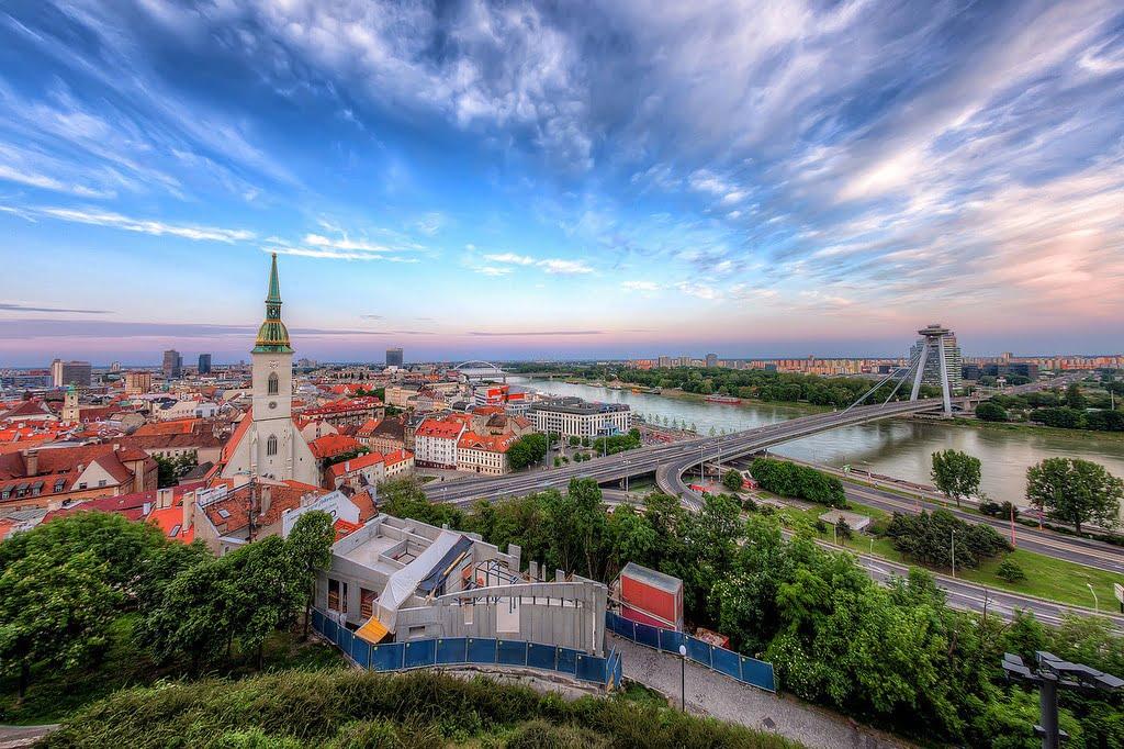 digital nomad in slovakia