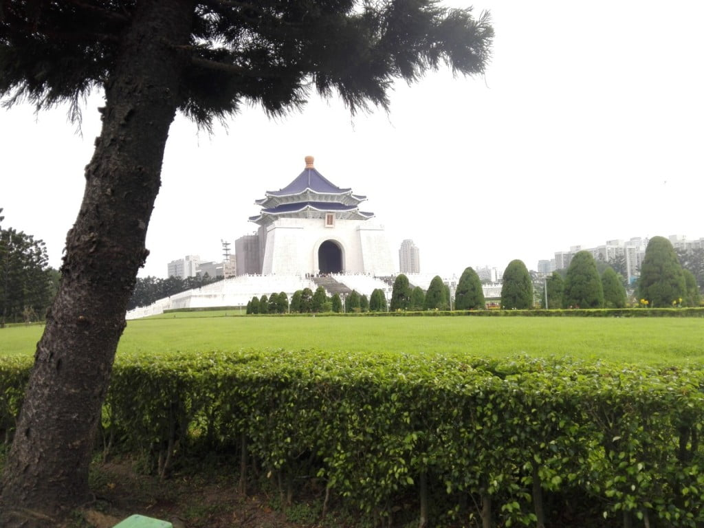 digital nomad in taiwan