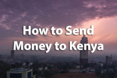 how to send money to kenya