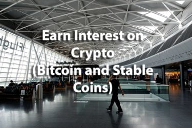 earn interest on crypto