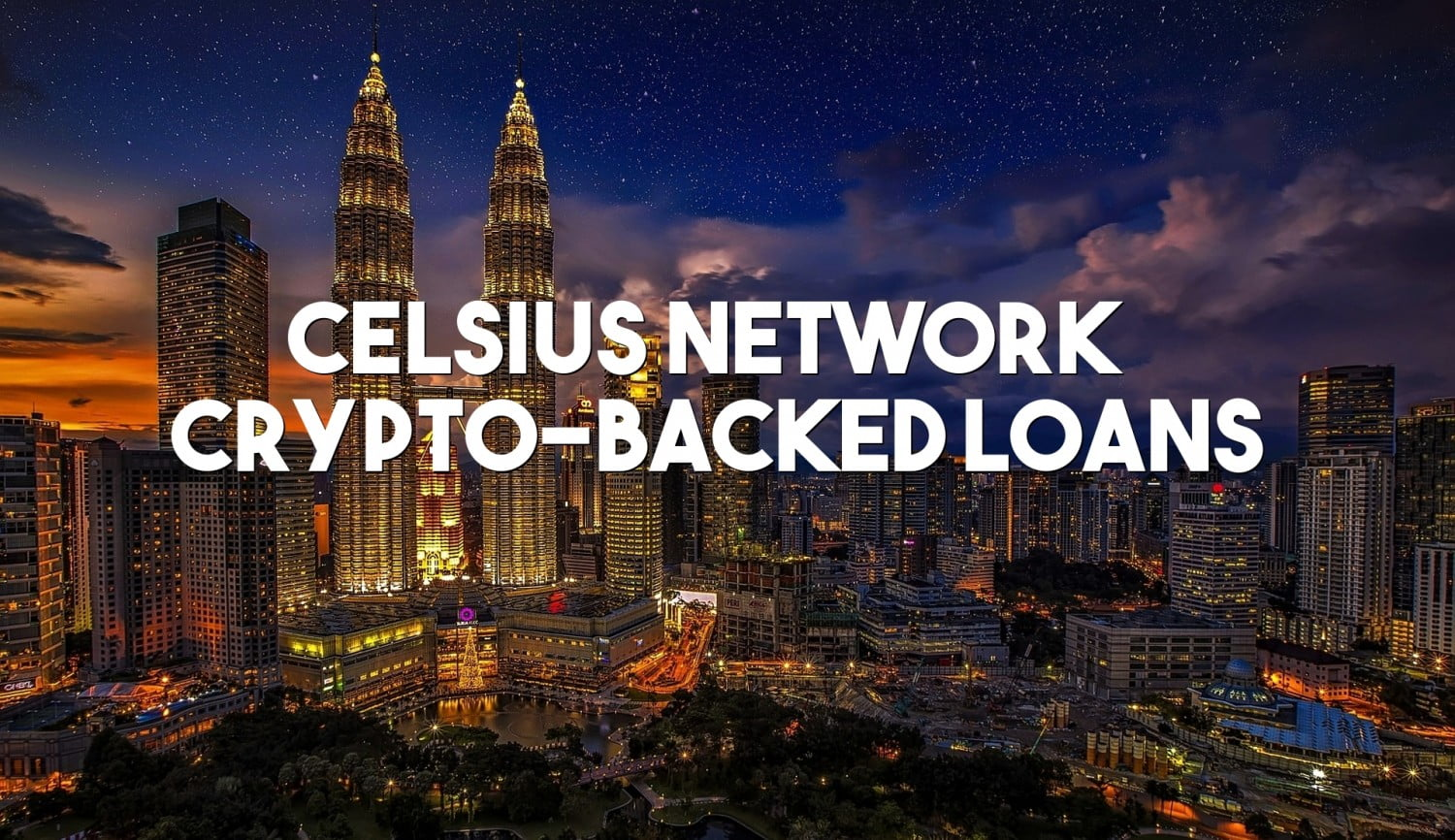 celsius networks crypto loans