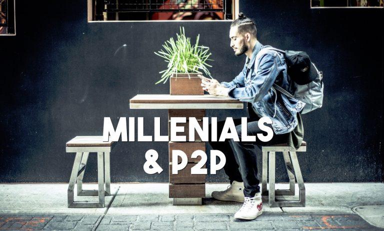 Millenials invest in p2p