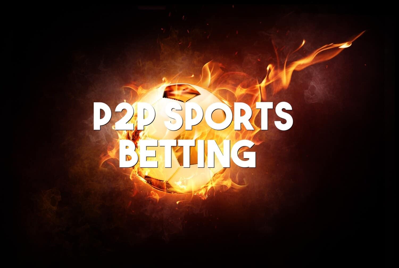 p2p sports betting