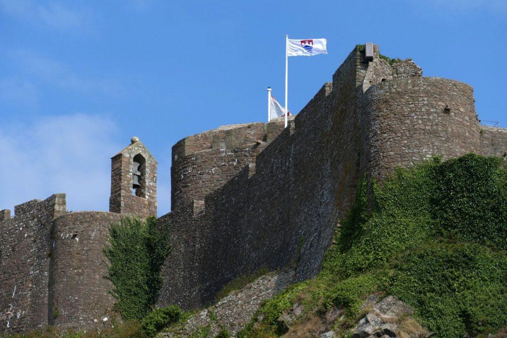 jersey castle
