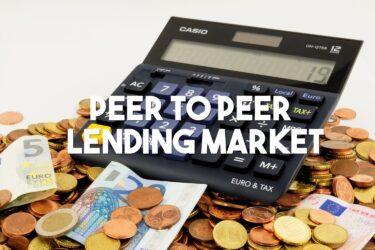 peer to peer lending market