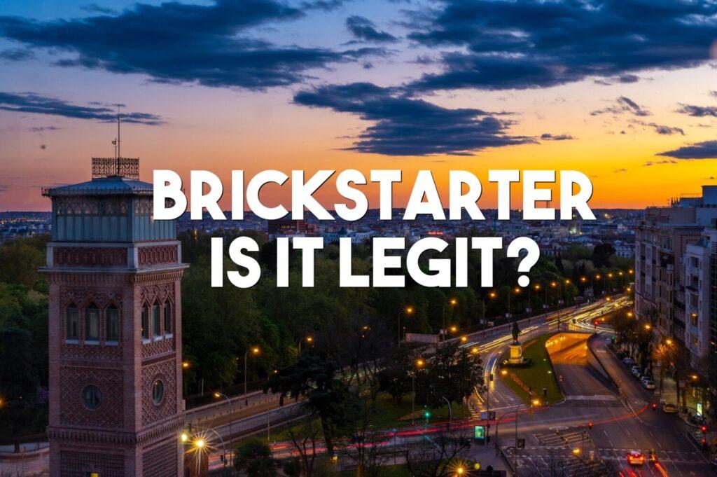 brickstarter is it legit
