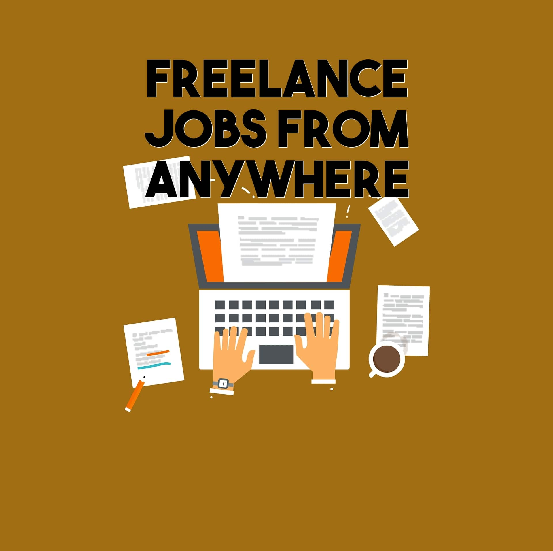 freelance jobs from anywhere